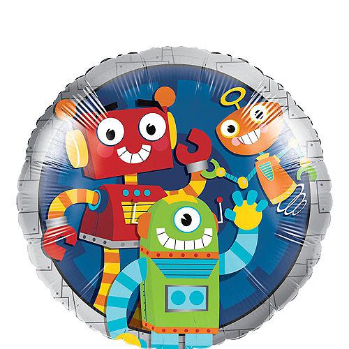 Robot Balloon Image #1