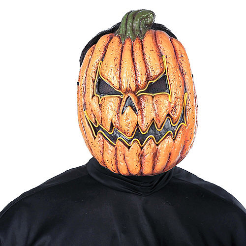 Light-Up Rotten Jack Mask Image #2