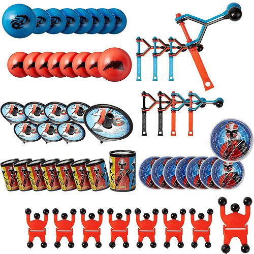 Power Rangers Ninja Steel Basic Favor Kit for 8 Guests Image #3