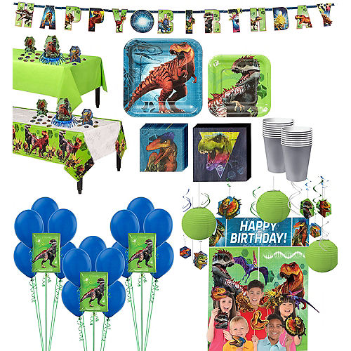 Jurassic World Ultimate Party Kit for 16 Guests Image #1