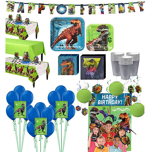 Jurassic World Ultimate Party Kit for 24 Guests Image #1