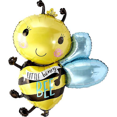 Giant Honey Bee Balloon Image #1