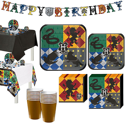 Harry Potter Party Kit for 16 Guests Image #1