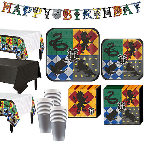 Harry Potter Party Kit for 24 Guests Image #1
