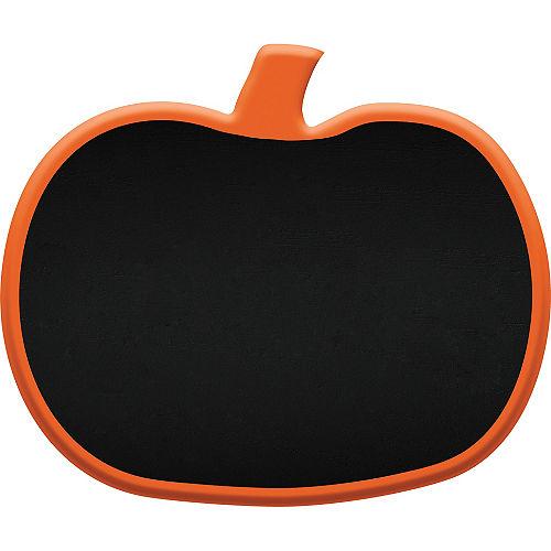Pumpkin Chalkboard Easel Sign Image #1