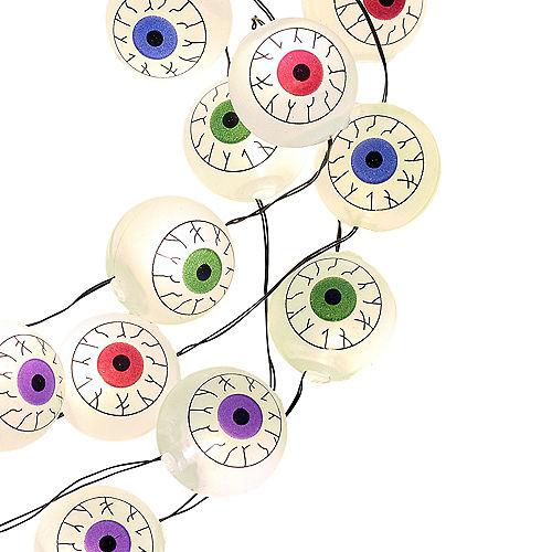 Colorful Eyeball String Lights Image #1