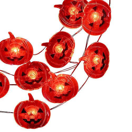 Jack-o'-Lantern String Lights Image #1