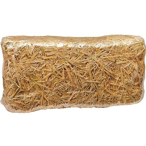Bale of Straw Image #1