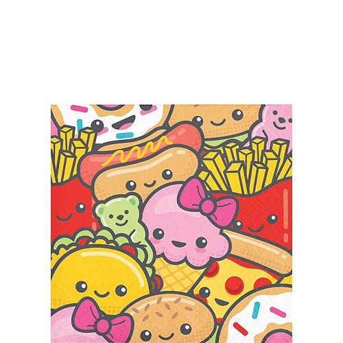 Junk Food Fun Tableware Ultimate Kit for 24 Guests Image #4