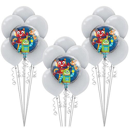 Robot Balloon Kit Image #1
