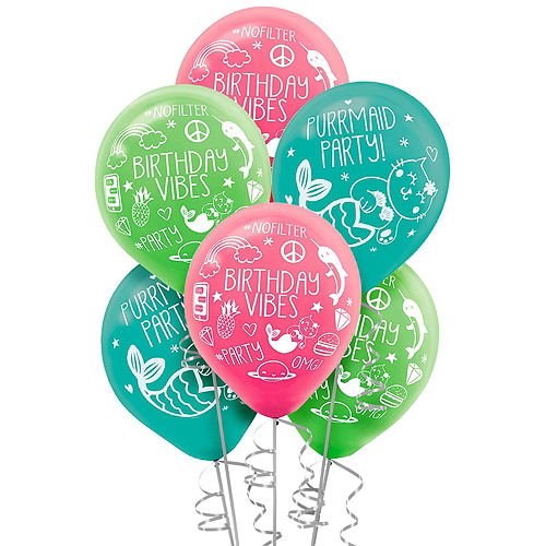 Selfie Celebration Ultimate Party Kit for 16 Guests Image #15