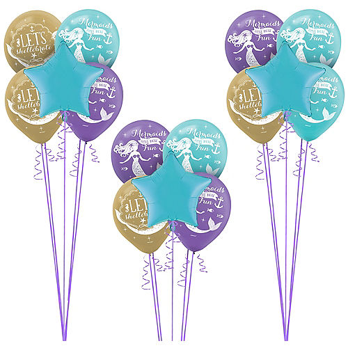 Wishful Mermaid Balloon Kit Image #1