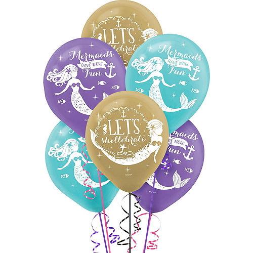 Wishful Mermaid Balloon Kit Image #2