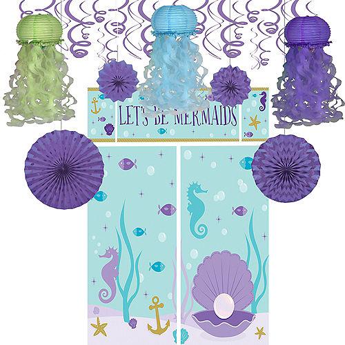 Wishful Mermaid Decorating Kit Image #1