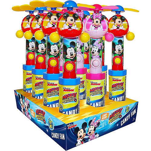 Mickey Mouse Clubhouse Candy Dispensers 12ct Image #2