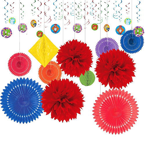 Dr. Seuss Decorating Kit Image #1