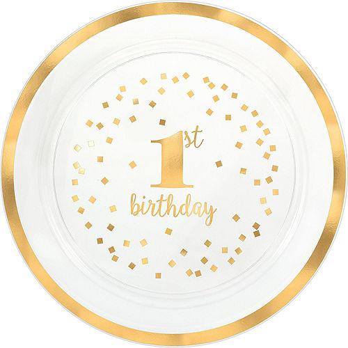1st Birthday Serveware Kit Image #4