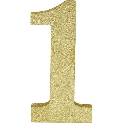 Glitter Gold 21 Sign Kit Image #3