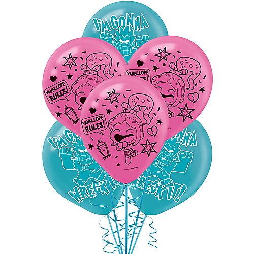 Wreck-It Ralph Balloons 6ct Image #1