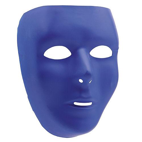 Blue Face Masks 10ct Image #2