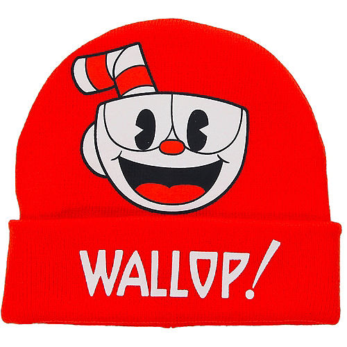 Cuphead Wallop Beanie - King Features Cuphead Image #1