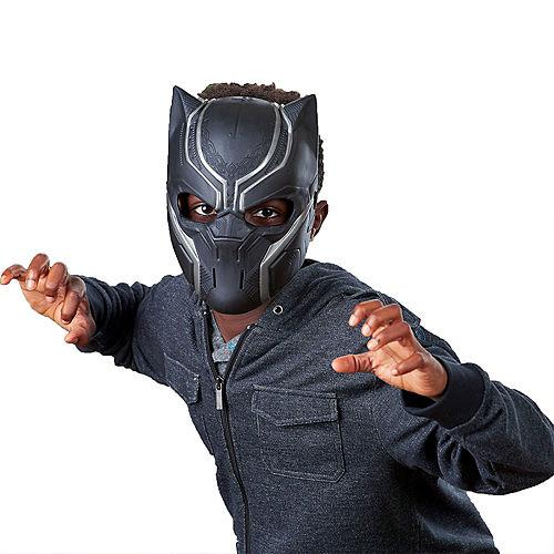 Child Black Panther Mask Image #3