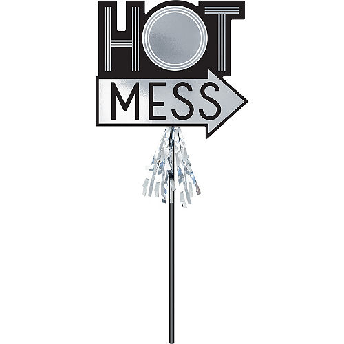 Hot Mess Photo Booth Prop Image #1