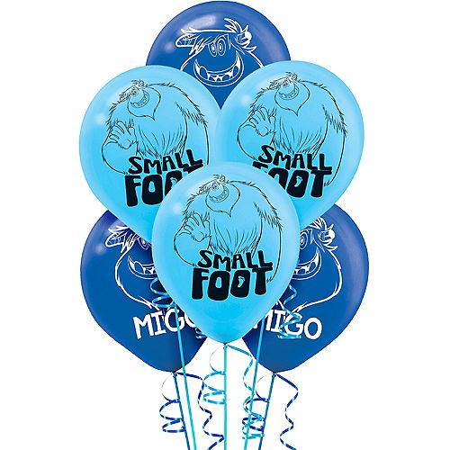 Smallfoot Balloons 6ct Image #1