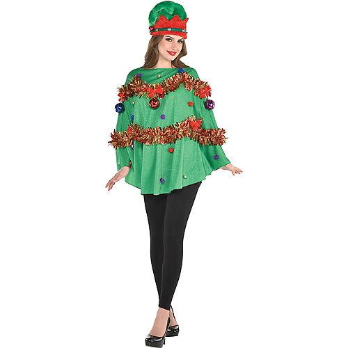 Christmas Poncho Image #1