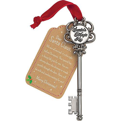 Santa's Magic Key Image #1