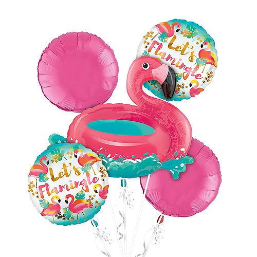 Flamingo Balloon Kit Image #1