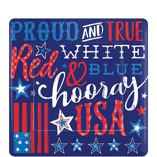 Proud & True Party Pack for 18 Guests Image #2