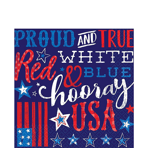 Proud & True Party Pack for 18 Guests Image #5