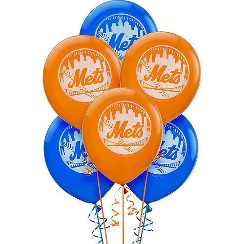 Super New York Mets Party Kit for 36 Guests Image #8