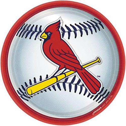 Super St. Louis Cardinals Party Kit for 36 Guests Image #2