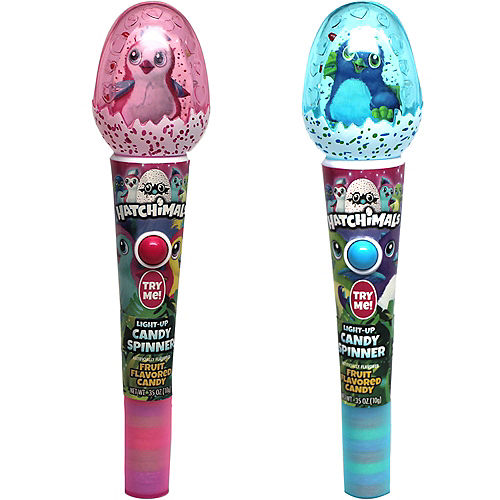 Light-Up Hatchimals Candy Dispenser Image #1