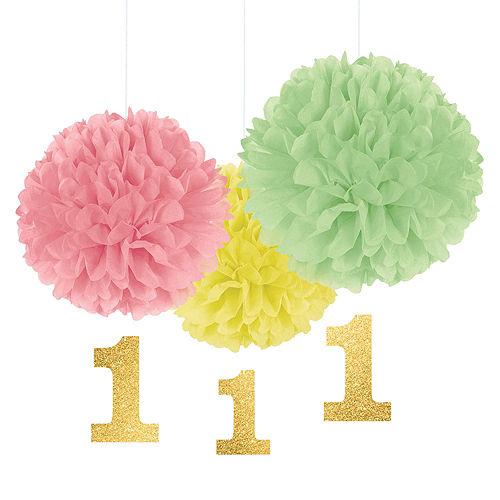 Boho Girl 1st Birthday Decorating Kit Image #5