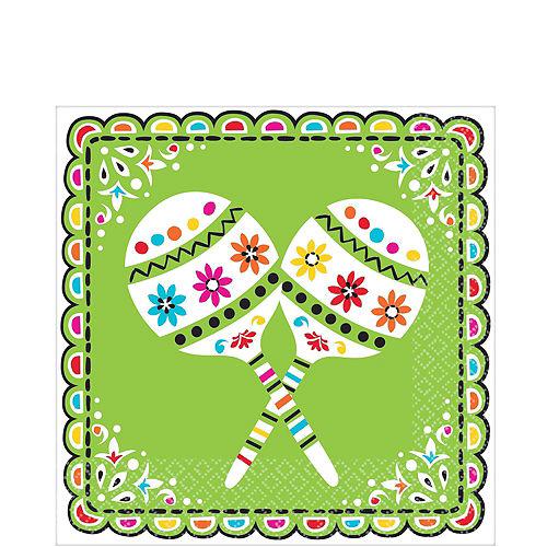 Papel Picado Cinco de Mayo Party Kit for 36 Guests Image #5