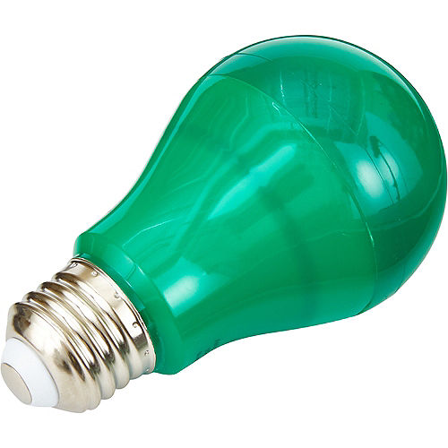 Green LED Party Bulb Image #1