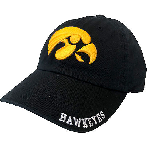 Iowa Hawkeyes Baseball Hat Image #1