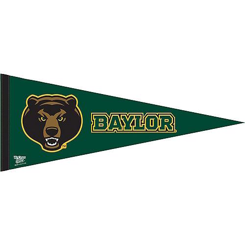 Baylor Bears Pennant Flag Image #1