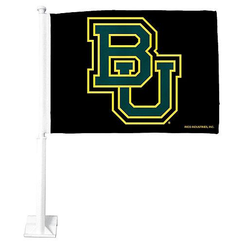Baylor Bears Car Flag Image #1
