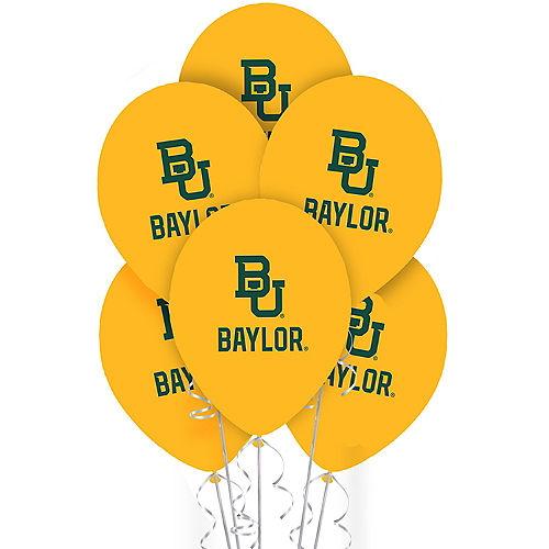Baylor Bears Balloons 10ct Image #1
