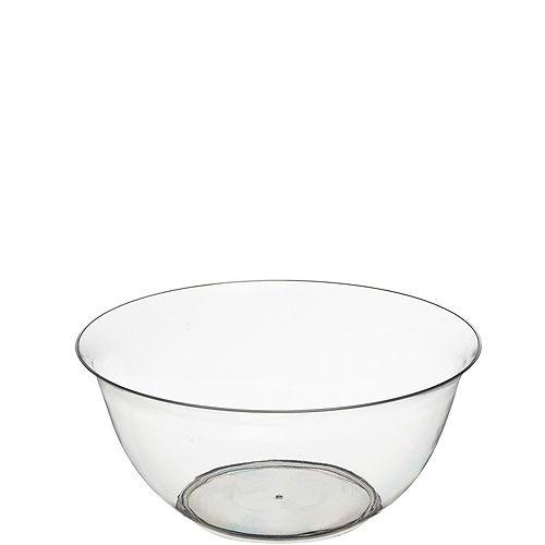CLEAR Plastic Tidbit Bowls 20ct Image #1