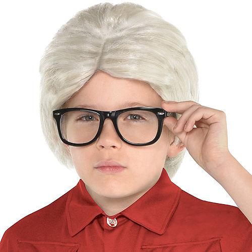 100th Day of School Grandpa Wig Image #1