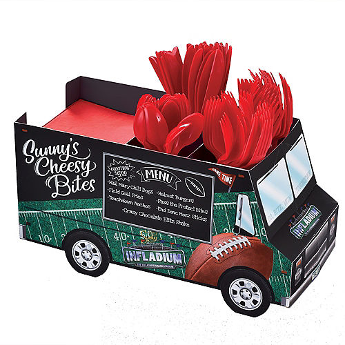 Sunny Anderson's Football Truck Utensil Caddy Image #1