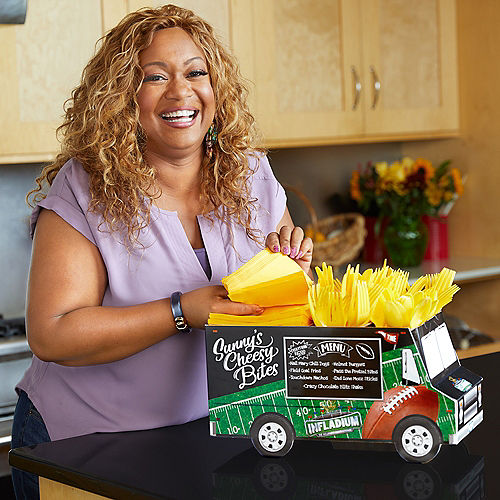 Sunny Anderson's Football Truck Utensil Caddy Image #2