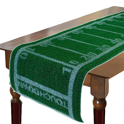 Football Turf Table Runner Image #1