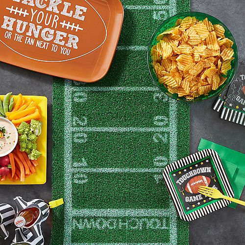 Football Turf Table Runner Image #3