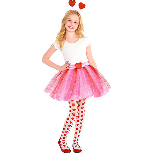 Child Valentine's Day Accessory Kit 2pc Image #1